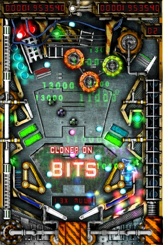 Screenshot B.I.T.S Pinball